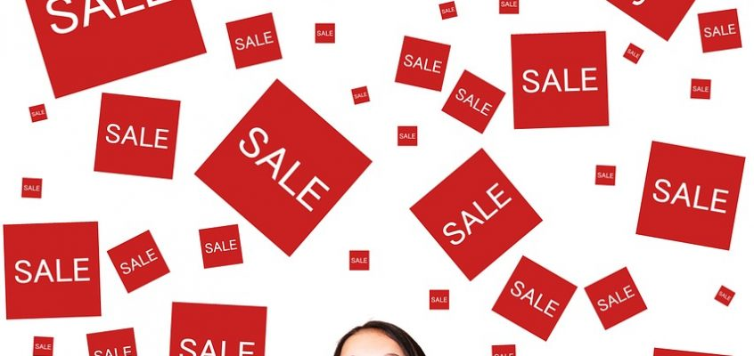 SALE, SALE, SALE Лудостта по разпродажбите или векът, в който всеки търси намаление